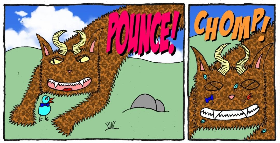 pouncechomp