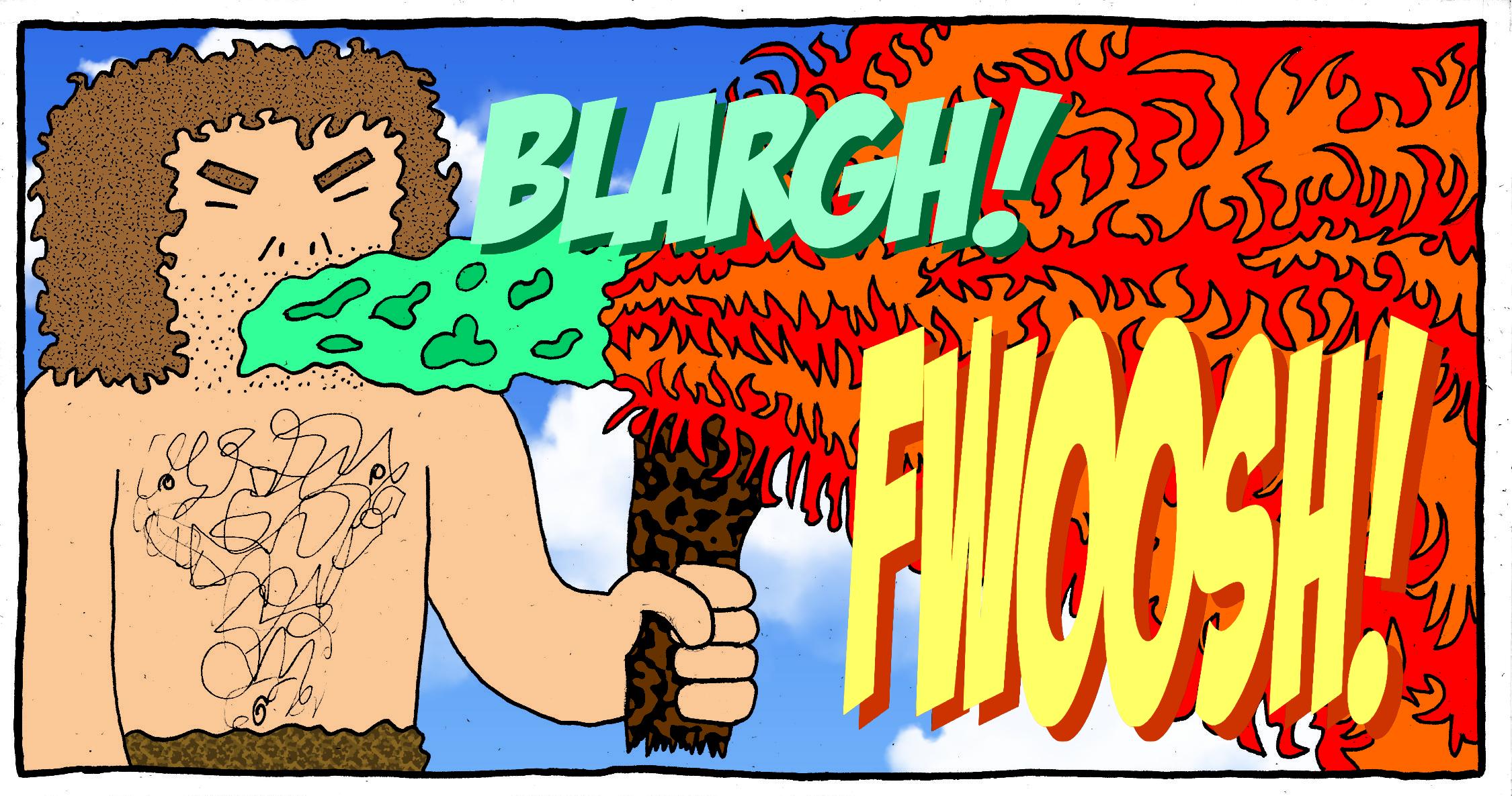 BLARGH