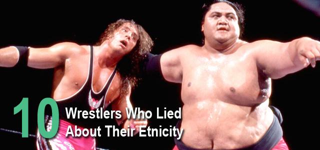 Wrestlers-Ethnicity