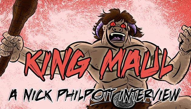 King-Maul-Interview-Banner