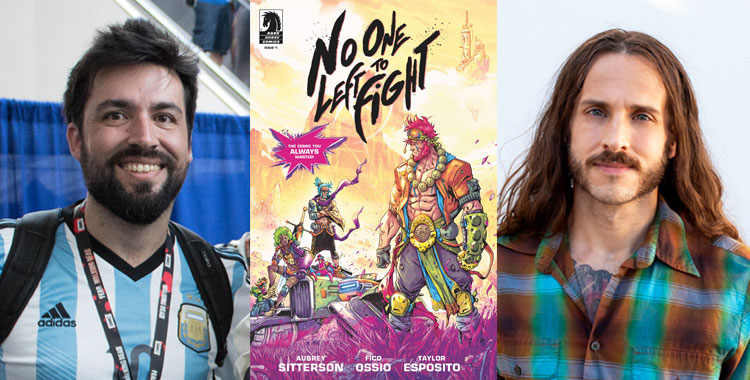 Fico & Aubrey signings at SDCC! | Aubrey Sitterson